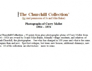 Churchill Collection 1