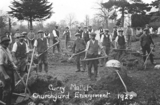 Curry Mallet: 1904 - 1924